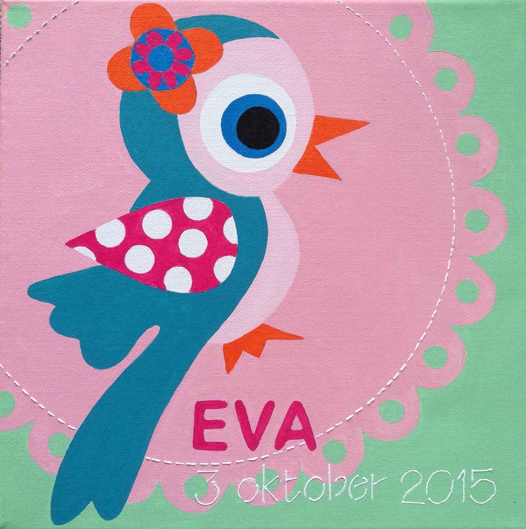 Eva schilderij