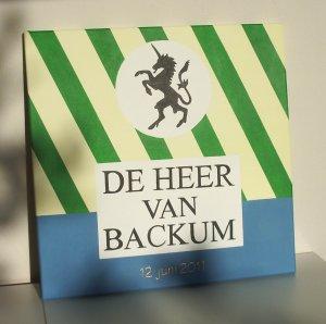 Heer van Backum