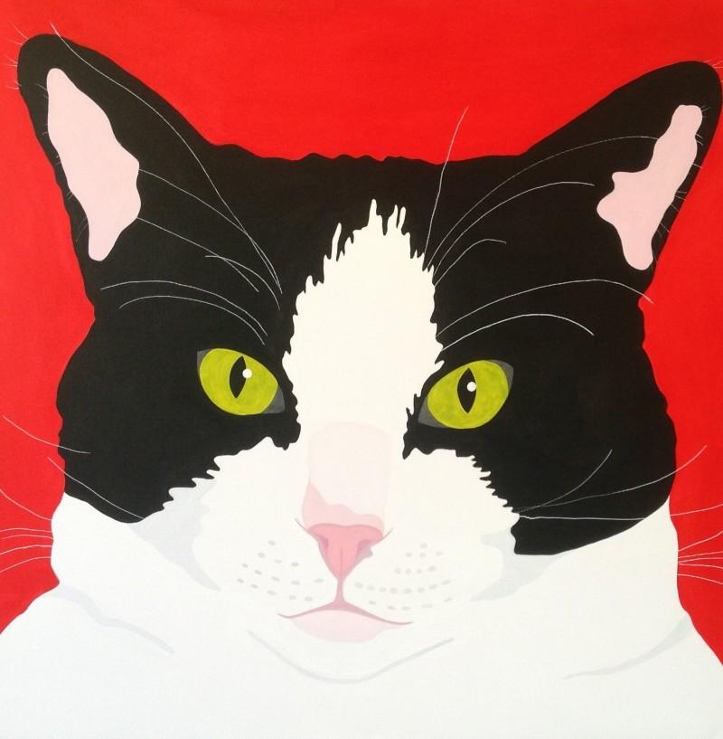 Pop-art Binkie 800x817