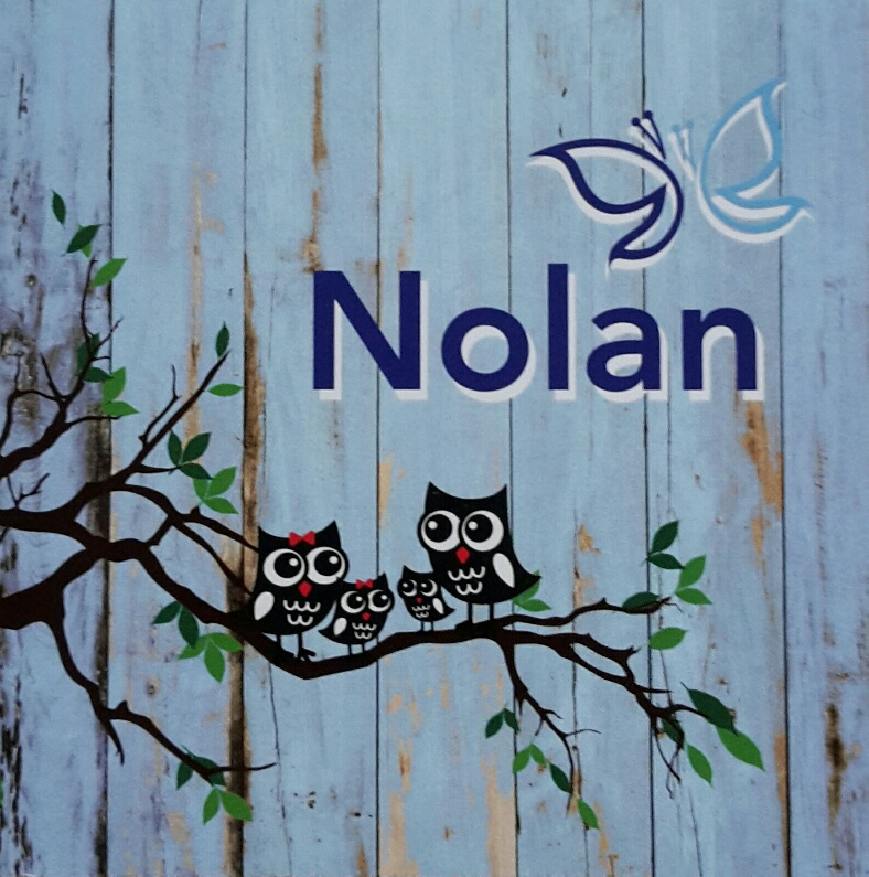 Nolan kaartje